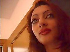Arabiska muslimska Girl DOGGY anal fuck avsugning - NV