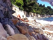 une journee de repos a la plage