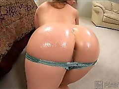 Welcome the barely legal (18 ) Sunny Lane to the Bubble Butts lineup. Sunny is feeling hot and horny in the warm Cali weather, but she's getting ready to bring the temperature up even more with her scorching ass!! So if winter has you down, you've gotta c