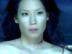 Lucy Liu partir de de Hunter essor sanguine