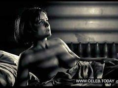 Карла Гуджино - большая грудь , быть Обнаженными до пояса - Sin City ( 2005 )