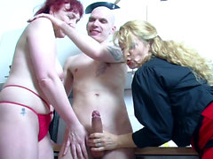 German old woman sex
