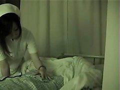 Houkuttelevan japanilainen hoitajalle palveluihin kuuluvat kiimainen potilaassa A marvelou