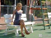 Passion-HD pequeña rubia Bella Rose folla profesor de tenis