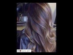 Instagram Hair Videos (Compilations) - Love Hair Seduction