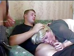 Mom And Three Sons Hot Family Sex Orgy