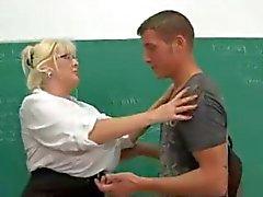 grote tieten leraar hardfucked