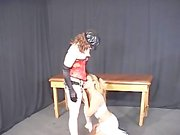 Apprentice Dominatrix - Scene 4