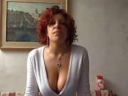 Maria - Ti prego... Dammelo (natural busty amateur) Part 1