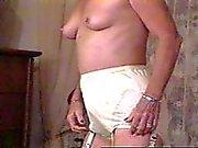 grannie's panty