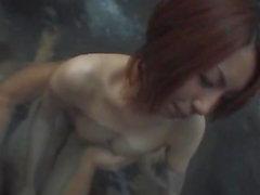 Tomoe Hinatsu suce et se fait foutre bassin