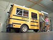 School Bus Girls 2