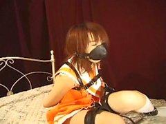 Escravidão japonesa com couro