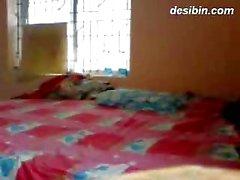 Indian scandalo sessuale che Hot video del Vinitha avere rapporti sessuali con il suo fidanzato catturata tramite Parte del camma nascosta 1
