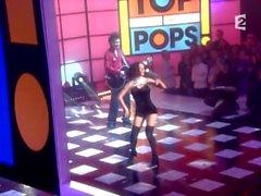 Alizee - J'en Ai Marre (Dance Ausgeführt in Top Of The Pops)