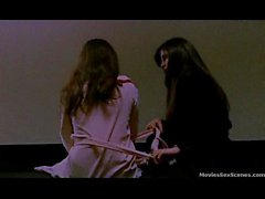 Christina Lindberg - Sex-Szene (Thriller Ein grausames Bild)