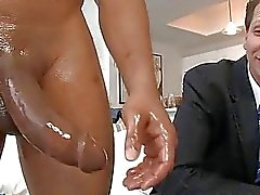Boy loves to suck dick