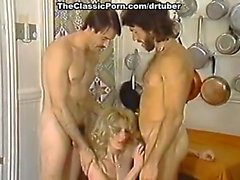 Lili Marlene , Mike Horner, Nick Salpeter an reizvoller classic porn