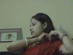 Kauniista intialainen tyttö Häämatka Osa 2