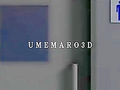 Umemaro 3D Vol zwölf Tadaima Osouji Chuu Arbeit im