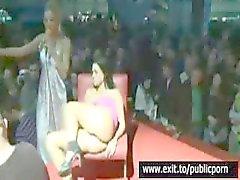 Masturbação Público e Concurso de orgasmo em palco