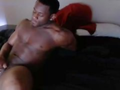 Hot interracial fuck on cam