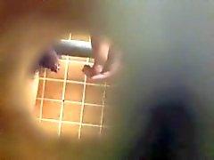 малых неразрезанный волосатое крана Срытая Камера