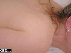 BLACKED Tori Black Интенсивный секс BBC с ее телохранителем