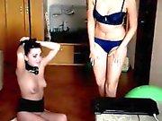 BDSM step sister