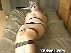 Arroganter bös für BDSM Wiedergabe
