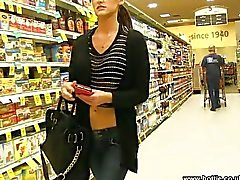 Supermarket Flasher