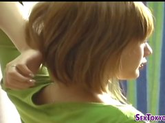japanese teen masturbates hardcore sexy 1