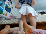 Sexyredfox89 14min bottoms that are pretty bare