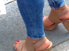 i piedi MILFY