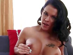 Tattooed housewife Peta Jensen fucking