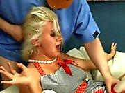 daintily si sesso hardcore corde di BDSM con i Scopata anale