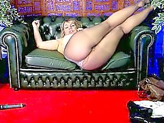 Danielle in pantyhose again