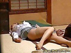 Matsuda Kumiko schmutzig ausgereifte Teil5