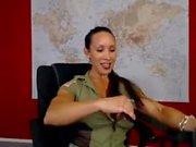 Denise On Webcam 11-11-2015