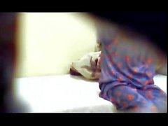 geil versteckte Mädchen Finger Nachbar-Cam-Clip