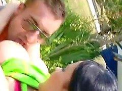 Titten dick Baby gefickt zu Nr. Gesichtsbehandlung öffentlich