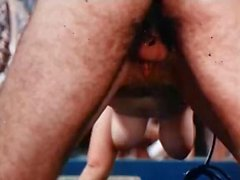 Linda Лавлейс Harry Римс Dolly Острый в классическом порнографии сцене