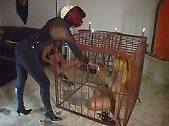 Transexual la esclavitud 02 de - escena del 1 de