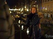 A Night leva på rött ljus distrikts in Amsterdam i Mira