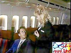 Германские Airlines - Классик порно