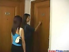 Two Whores From Thailand In A Threesome