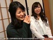 Hairy Asian Creampie Hoe Has Group Sex Fun