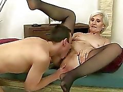 O melhor de Granny Sex