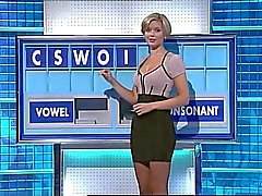 Rachel de Riley regardant à remous