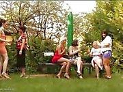 Reife Lesbian Swirl Fest